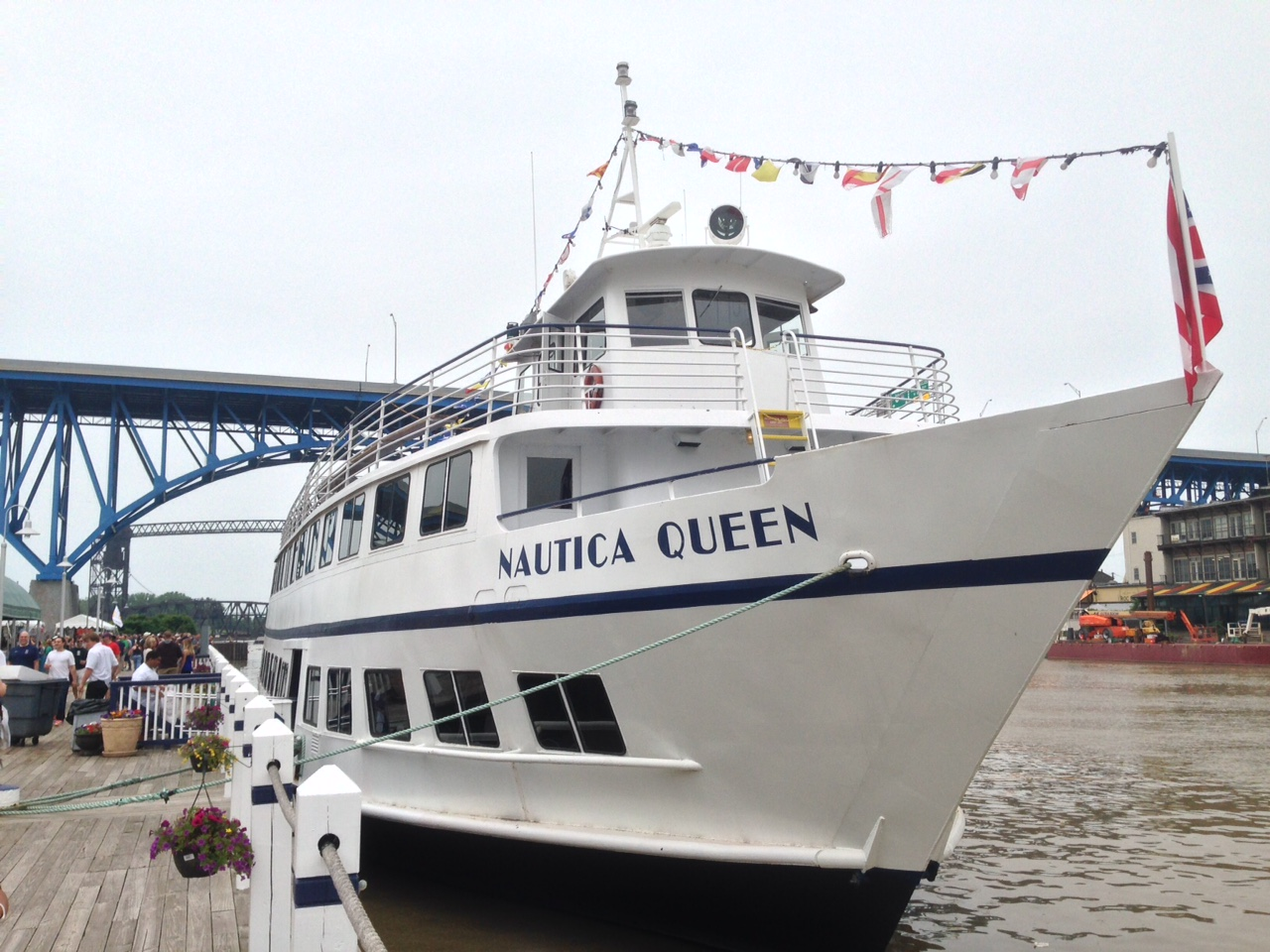 Lake Erie Boat Tours Cleveland