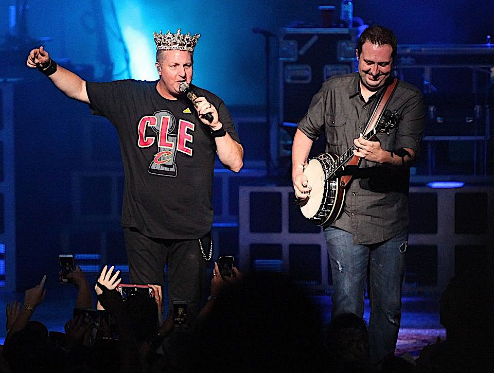 Rascal Flatts plays at Blossom Music Festival. In August 2018, they'll play the Bash at the Bay in Put-in-Bay. (Chuck Yarborough, The Plain Dealer)