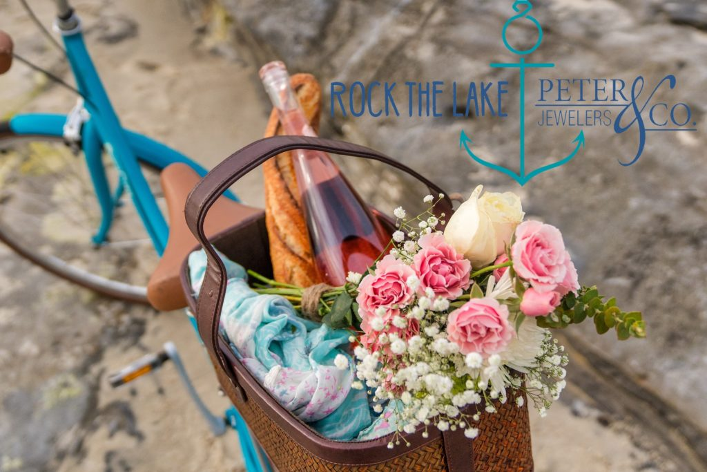 Want to romance your sweetheart with a picnic on Lake Erie? Here's where to go and what to pack.