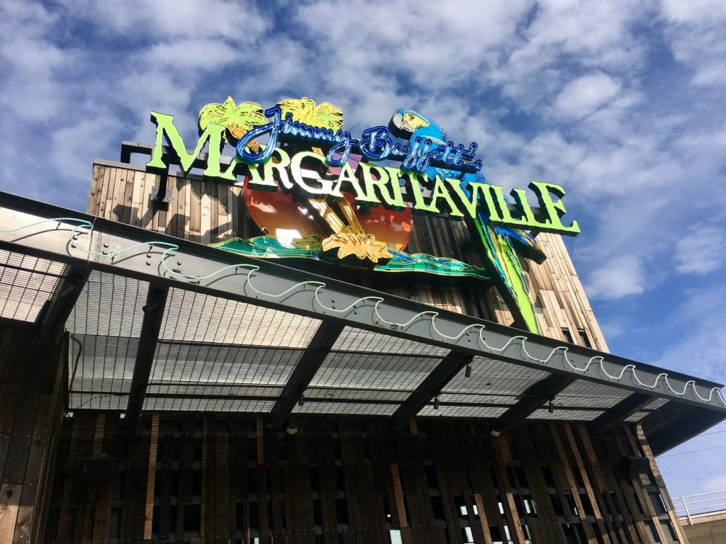 Margaritaville in the East Bank of the Flats will celebrate its one-year anniversary in July. (Laura Johnston, RocktheLake)