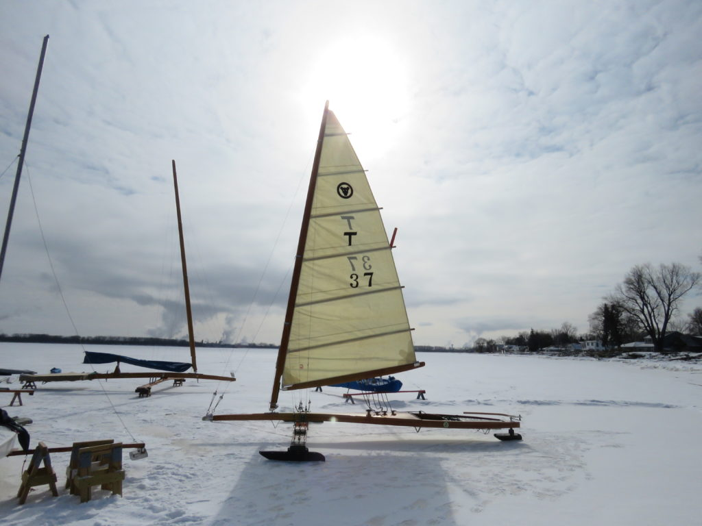 Toledo Ice Yacht Club (Laura Johnston, RocktheLake)